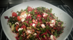Marinated Kale & Beetroot Salad